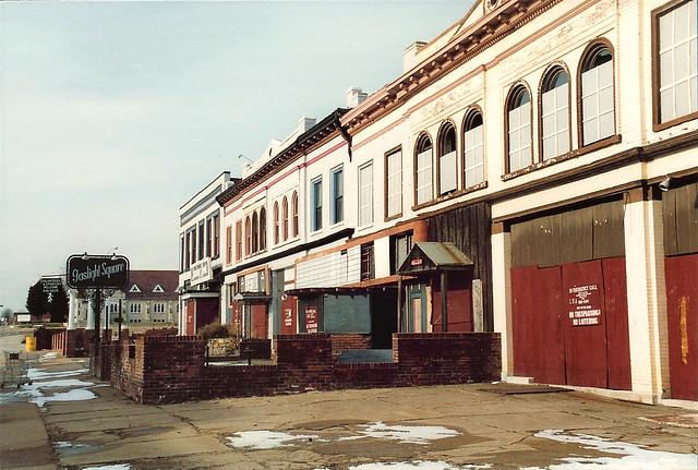 Gaslight Square St Louis Restaurants