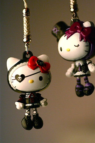 punked out hellokitty!
