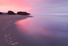 Mendocino Coast at Sunrise
