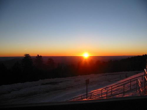 morning winter mountain newmexico sunrise sandiacrest yearsday