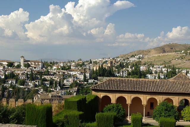 Jewish Quarter, Granada