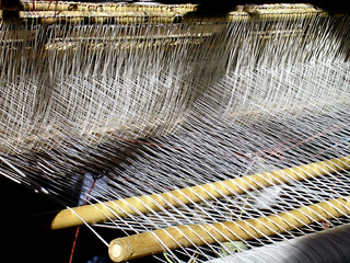 WEAVING LOOM_marrakech مراكش