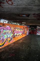 Southbank Skatepark HDR