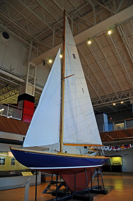 Maritime Museum of the Atlantic by CC user archer10 on Flickr