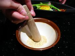 芝麻豬排沾醬 DIY