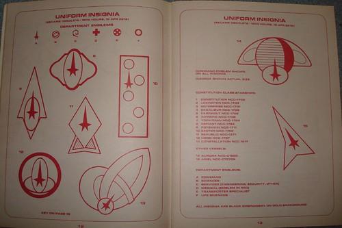 Starfleet Insignias