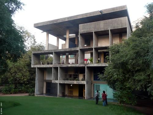 04126 ahmedabad casa shodan arq le corbusier a photo on flickriver - Le corbusier casas ...