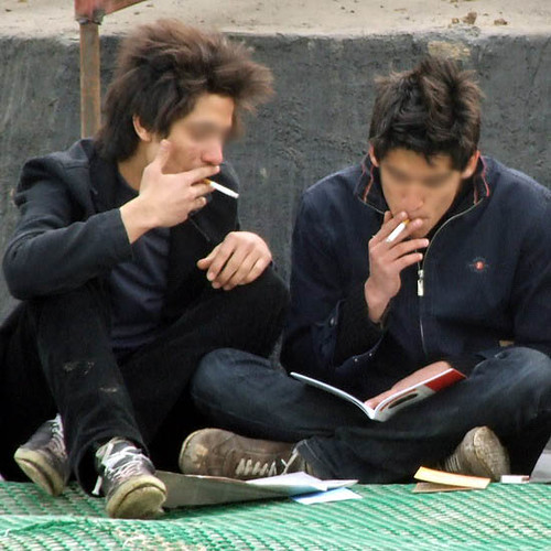 Teenagers & Smoking