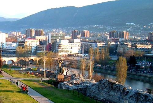 macedonia kale skopje fyrom makedonija
