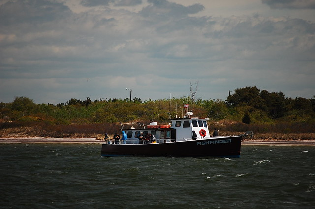 Fish finder boat captree ny flickr photo sharing for Captree state park fishing