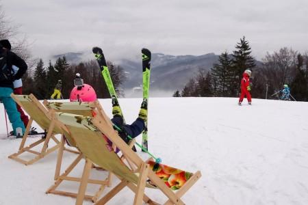 SNOW tour 2016/17: Karolinka – v oblouku i ve vzduchu, čelem i vzad