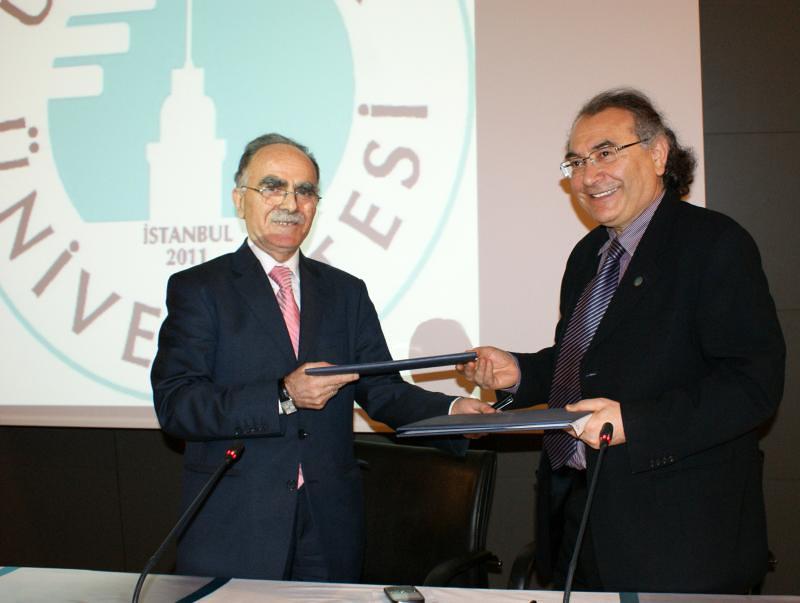 Üsküdar Üniversitesi Türkiye'ye model olacak bir projeyi daha hayata geçiriyor