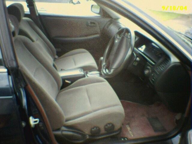 Car Inside