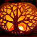 Tree of Life Pumpkin