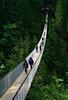Capilano Suspension Bridge Vancouver-Canada 2007 by Beto Frota