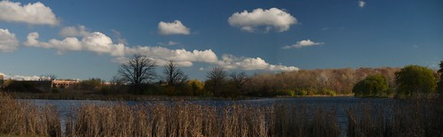 autumn panorama outdoors canal brighton canond60 rochester