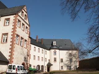 Leisnig mit Burg Mildenstein war im Mittelalter ein Ausgangspunkt der Ostexpansion 016