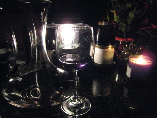 blackout, power outage, candle light dinner IMG_0690