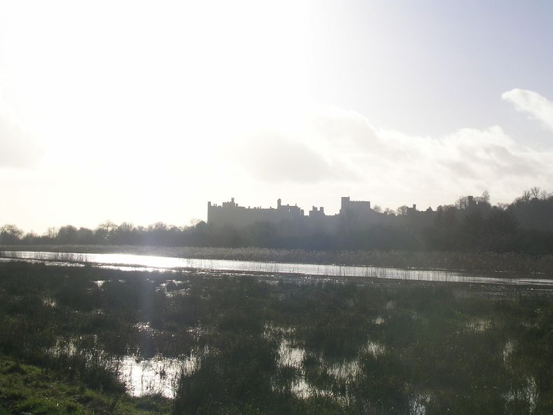 Arundel Castle Amberley to Arundel