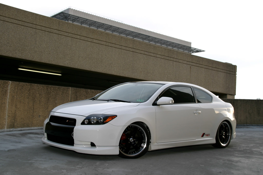 2008 Scion Tc Low Front A Photo On Flickriver
