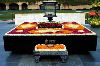 Raj Ghat, Delhi - India