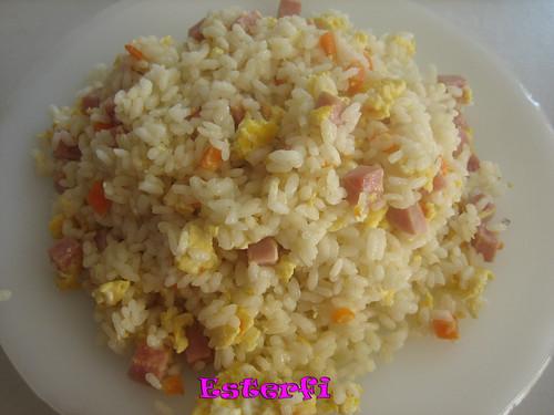 Arroz frito 3 delicias for Cocinar arroz 3 delicias
