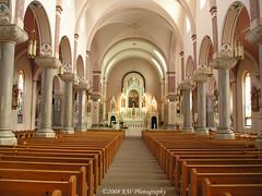 St. Fidelis Interior