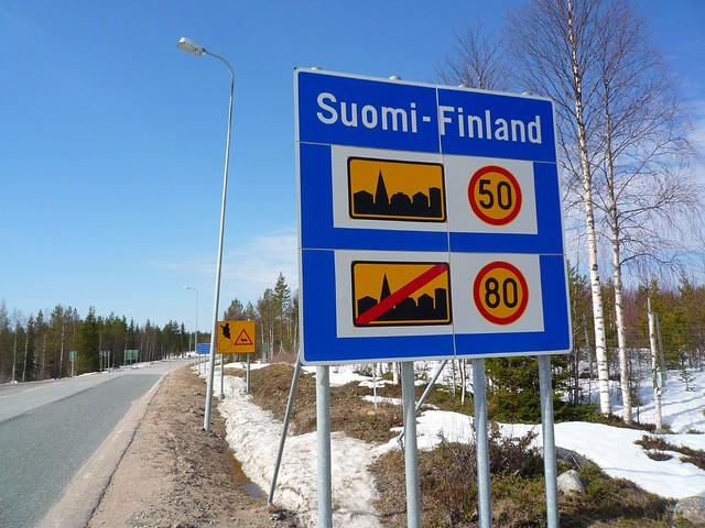 Suomi: nombre de Finlandia en finés