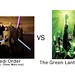 The Jedi Order vs The Green Lantern Corps by The Dawg!