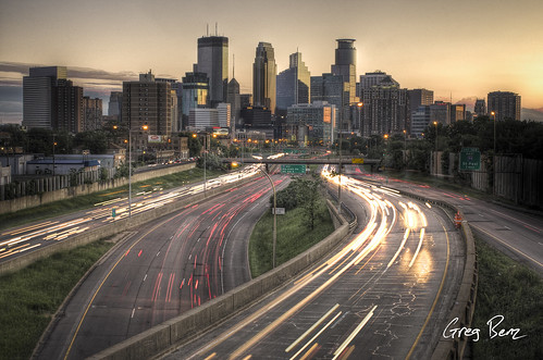 Minneapolis Sunrise