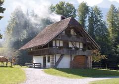 18e siècle – Maison d'habitation de Detlingen (BE) - Switzerland
