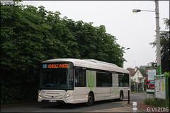 Heuliez Bus GX 337 Hybride - Transdev Île-de-France – Établissement de Montesson la Boucle / STIF (Syndicat des Transports d'Île-de-France)