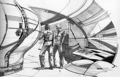 Syd_Mead Forbidden Planet