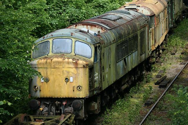 Br Sulzer Type 4 Peak Class 45 1co Co1 45 015