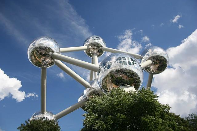 El Atomium, Bruselas.