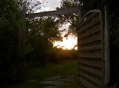 Enter the evening - Photo of Audeloncourt