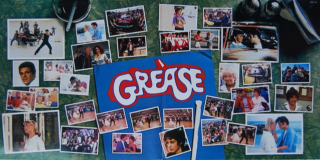 Movie Soundtrack - Grease (Inner)
