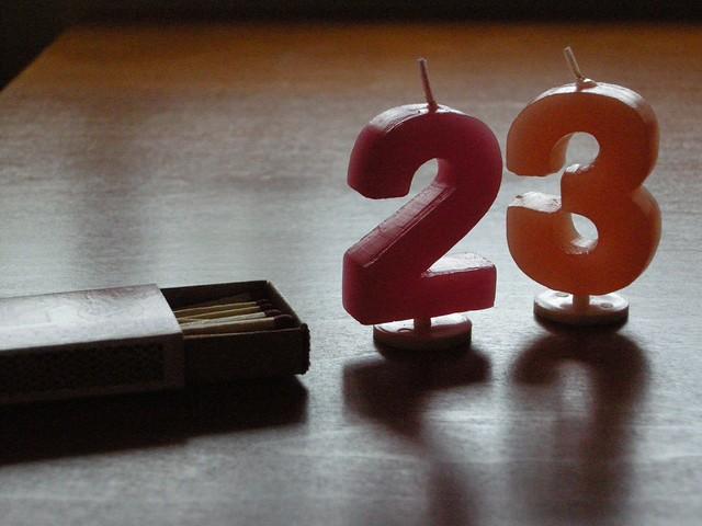 Going 23