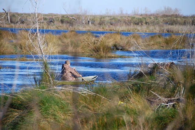 Duck hunting for adventure by flickr user Lord Str8stroke
