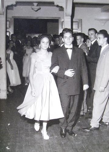 La fiesta años 50