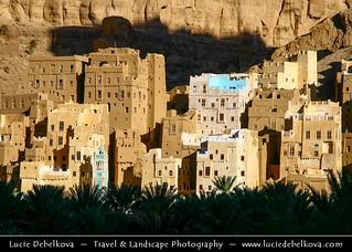 Yemen - Wadi Dawan