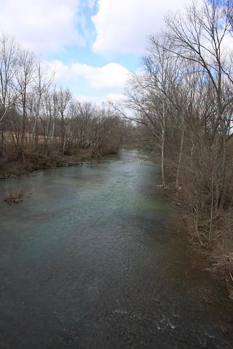 The Chaplin River