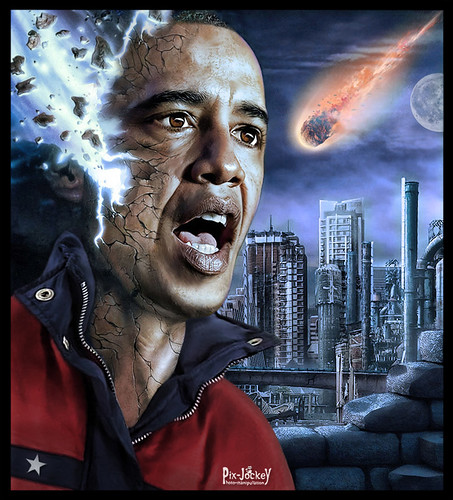 The FINAL NIGHTMARE for OBAMA