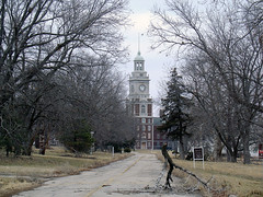 Menninger Tower, 15 March 2008