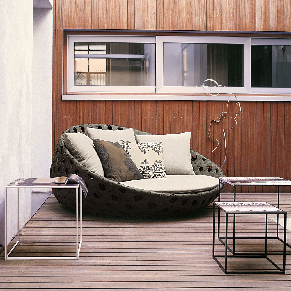 Gaile Guevara Modern Outdoor Furniture Part 1