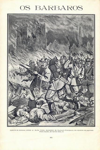 Ilustração Portugueza, No. 457, November 23 1914 - 26