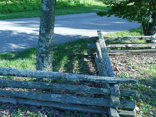 Old split rail fence flickr photo sharing