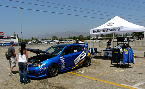 South Coast Subaru >> 2009 08 Wrx Games South Coast Subaru Tent 2 Socal Subaru