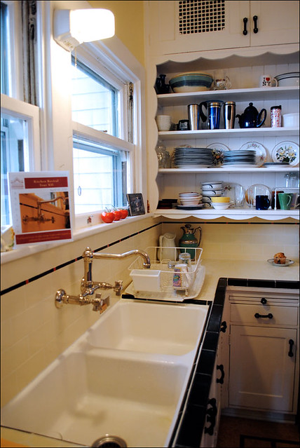 Vintage Tile Kitchen Countertops A Gallery On Flickr