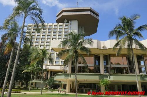 architecture geotagged 70s lacs civ côtedivoire hotelpresident yamoussoukro côted'ivoirela nzuessi geo:lat=680187379 geo:lon=525181890